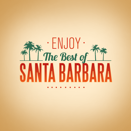 Downtown Santa Barbara LOGO-APP點子