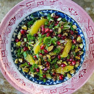 Christmas Quinoa Salad.