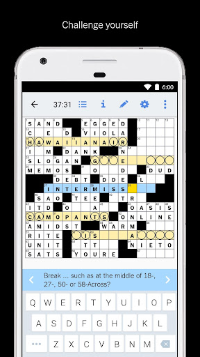NYTimes - Crossword  gameplay | by HackJr.Pw 3