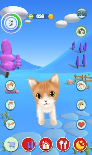 Talking Cat apkpoly screenshots 1