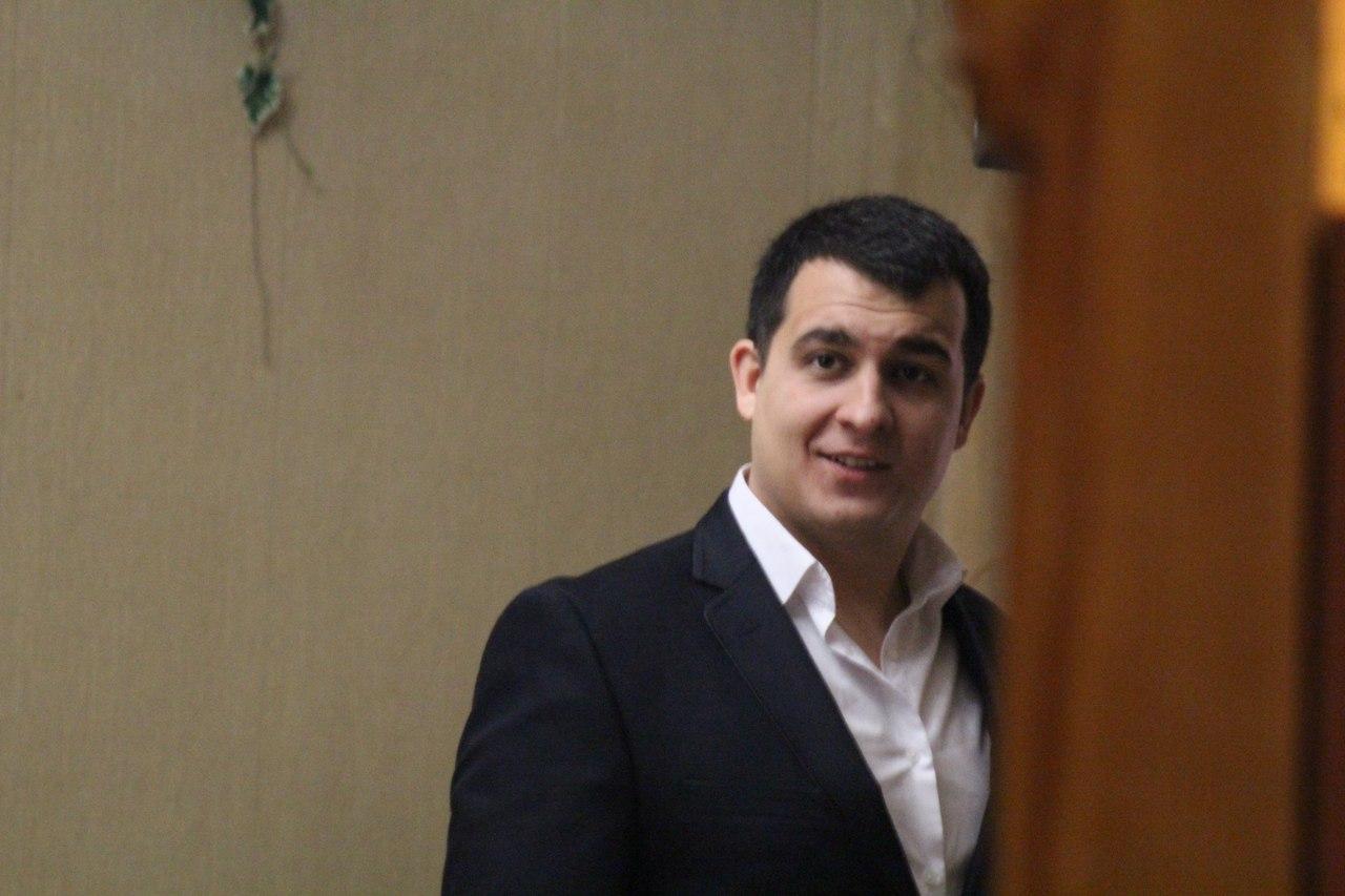 Игорь Жартовский в Ростове-на-Дону