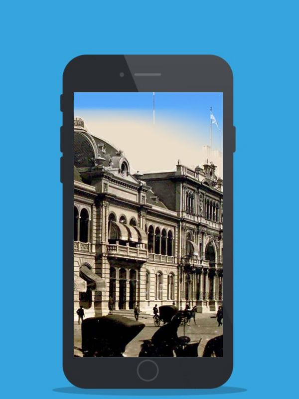 Histora - Augmented Reality- screenshot