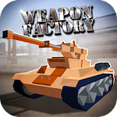 Weapon Factory Tycoon: Build Your Own Gun Factory