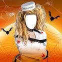 Halloween Costume Photo Editor icon