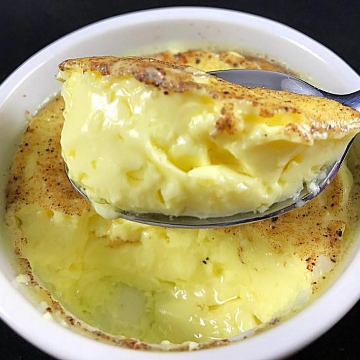 Classic Egg Custard - In the Instant Pot!