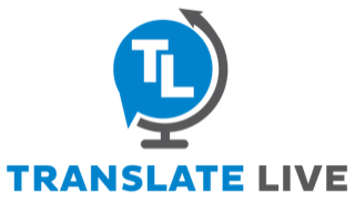 TranslateLive logo