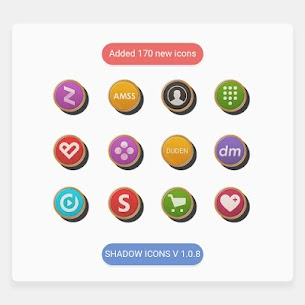 Shadows – Icon Pack 5.1.4 APK + MOD Download 2