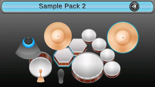 Techno Music Drum