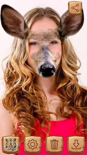 Animal Face Photo App 2.4 screenshots 1