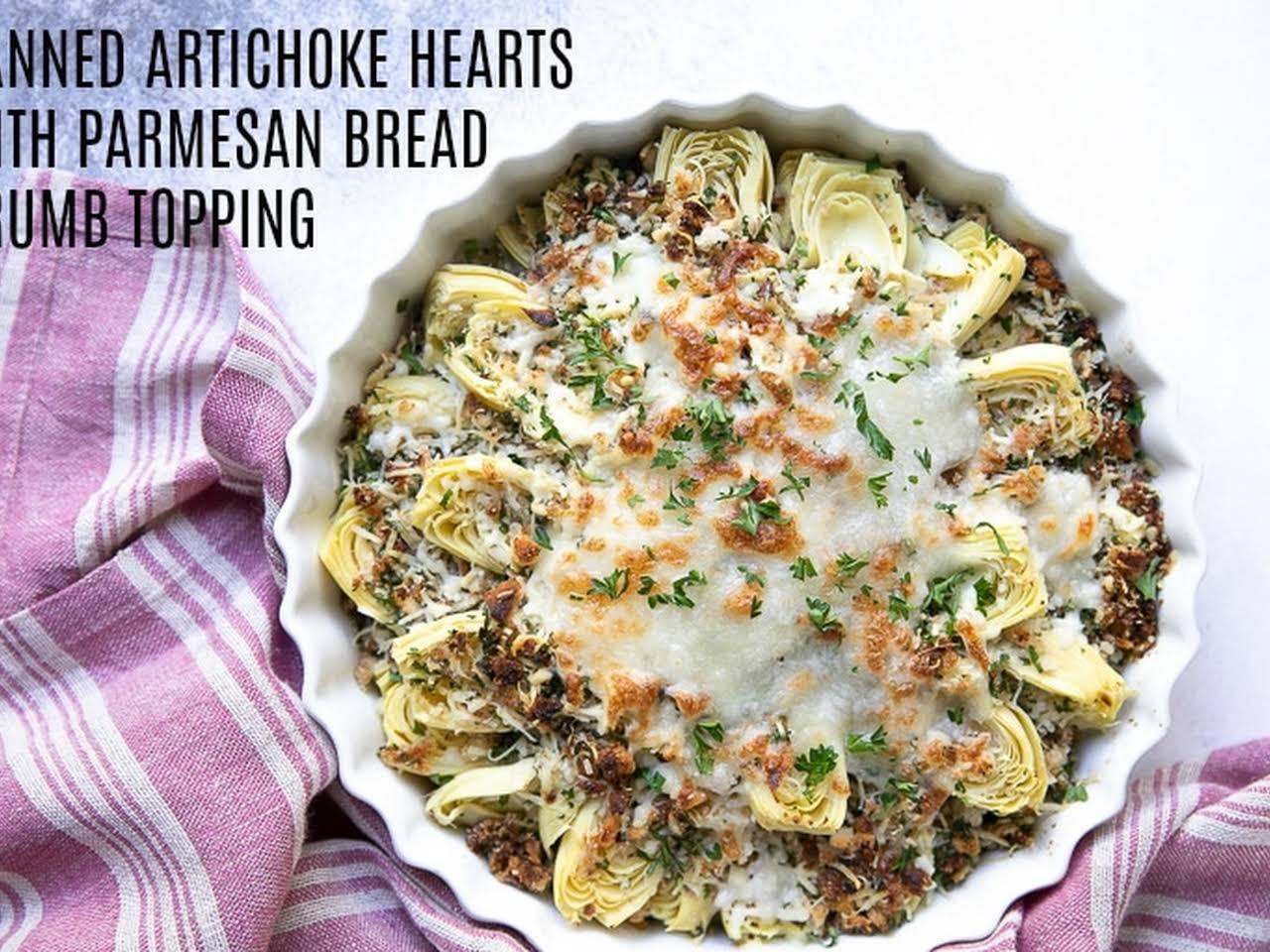 Sauteed Canned Artichoke Hearts Recipes