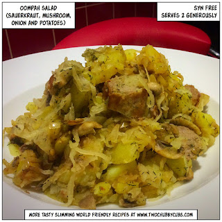 Sausage and Potato Salad – Oh My Recipe