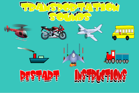 Transportation Sounds