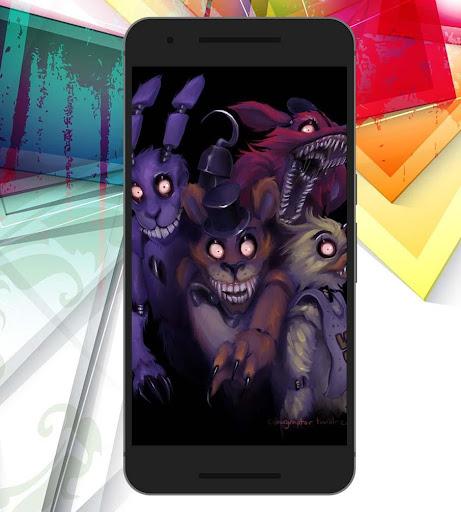 玩免費遊戲APP|下載Animatronics Wallpapers app不用錢|硬是要APP