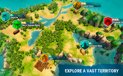 Steven Seagal's Archipelago Survival Mod Apk Download For Android and Iphone 2
