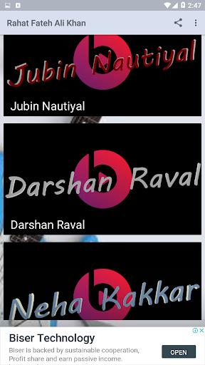 Rahat Fateh Ali khan - Dil Zaffran APK download | APKPure.ai