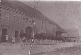 Photo: Hotel du nord Petetin