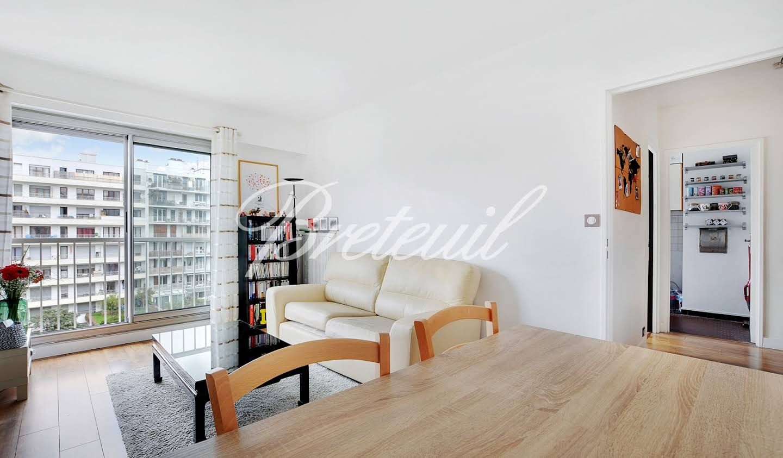 Appartement Paris 20ème