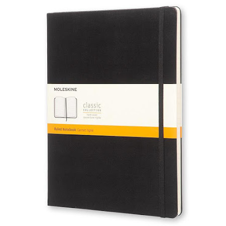 Classic Hard Cover XL Black