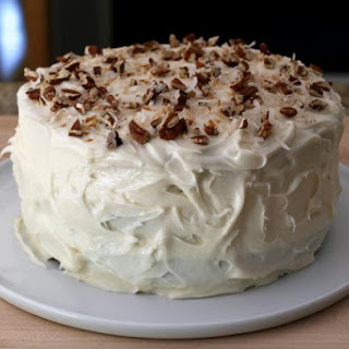 Classic Italian Cream Cake