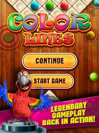 Color Lines (Lines 98) Classic screenshots 10