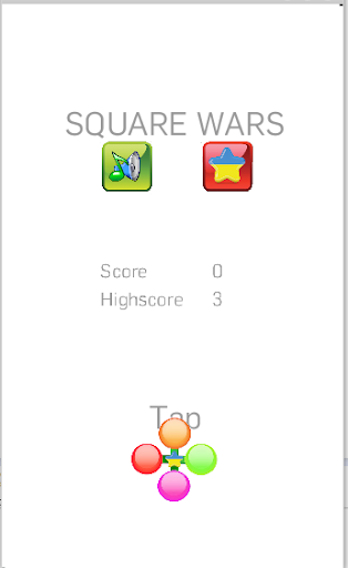 Square War Rush