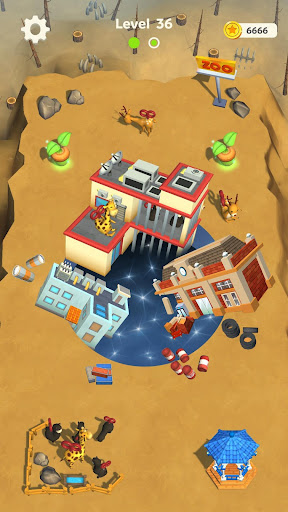 City Hole screenshots 2