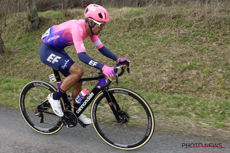 Colombiaans toptalent wint in Parijs-Nice, Philippe Gilbert grijpt met nog één rit voor de boeg naast het geel