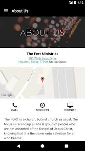 The FORT Discipleship Center - náhled
