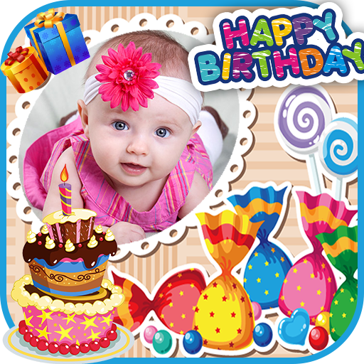 Happy Birthday Photo Frame Editor Apps On Google Play