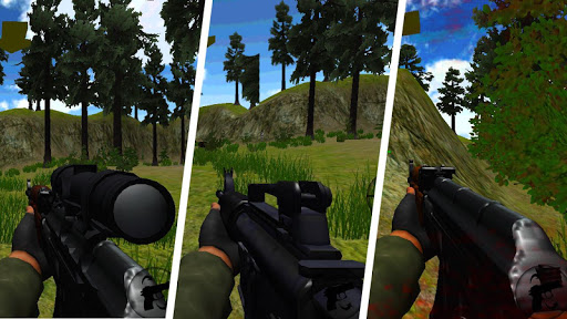Commando Border Mogok 1.2 screenshots 4