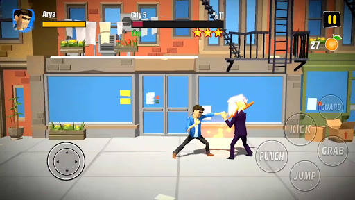 City Fighter vs Street Gang apkdebit screenshots 3
