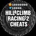 Cheats for Hill Climb Racing 2 icon