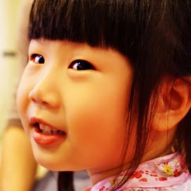 cute little Clara by Mary Yeo - Babies & Children Children Candids