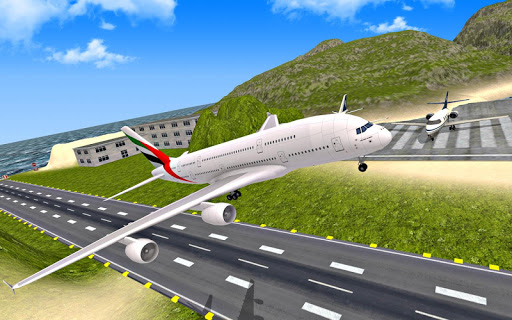 Airplane Fly 3D : Flight Plane 2.5 screenshots 15