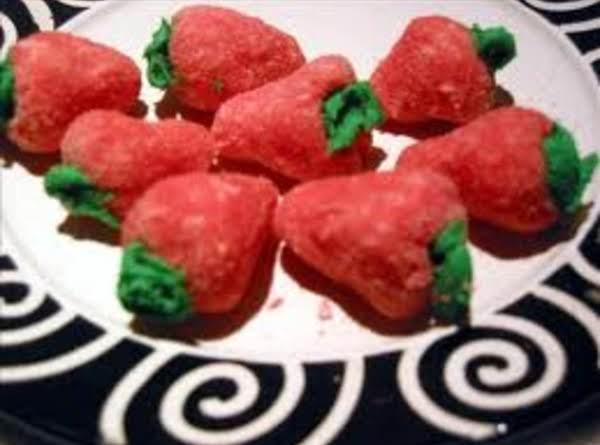 Christmas Strawberries Recipe