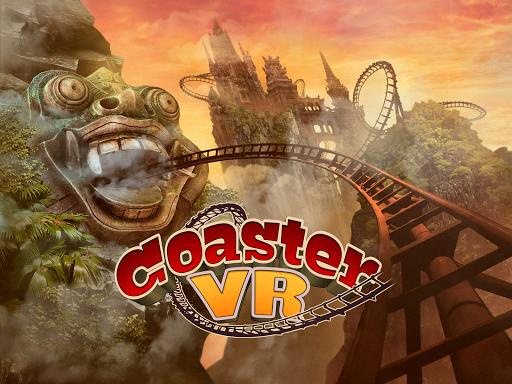 VR Roller Coaster Temple Rider  screenshots 6