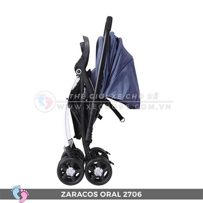 Xe đẩy 2 chiều Zaracos ORAL 2706 6