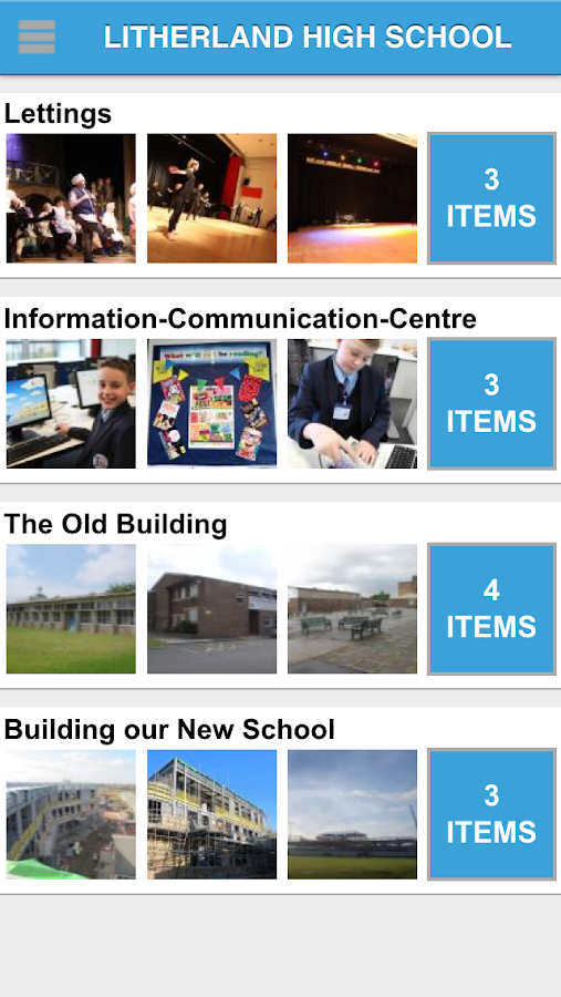 Litherland High School- screenshot