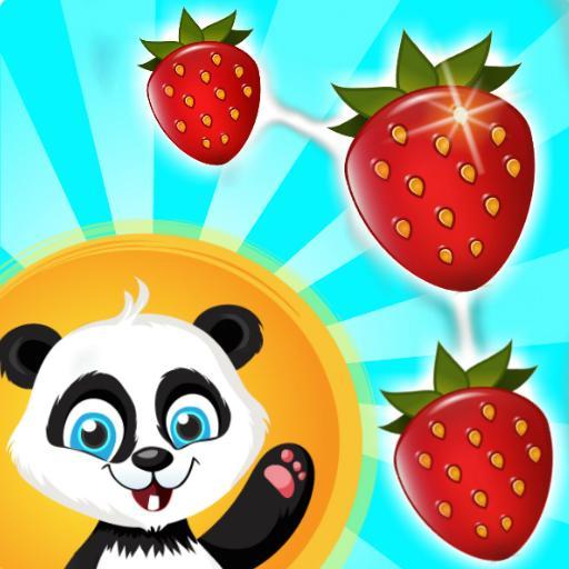 Fruit Link Blast Puzzle Games
