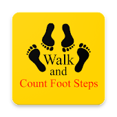 Count Foot Steps