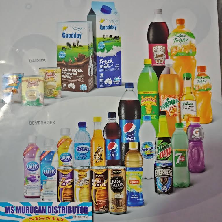 MS MURUGAN DISTRIBUTOR - Soft Drinks Shop in Senawang