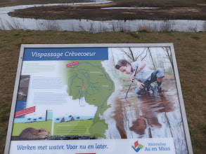 Photo: stuw Crevecoeur