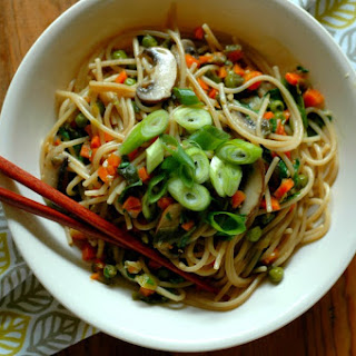 Fast Prep Instant Pot Vegetable Lo Mein