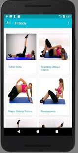 Home Workouts FitBody - náhled