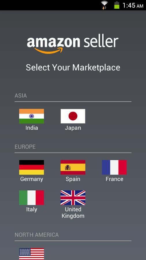 Amazon Seller - screenshot