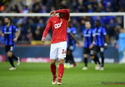 Konstantinos Laifis heeft zijn contract verlengd bij Standard