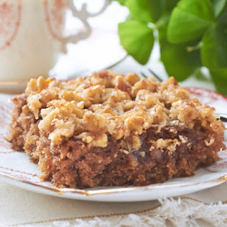 Old Fashioned Irish Oatmeal Cake