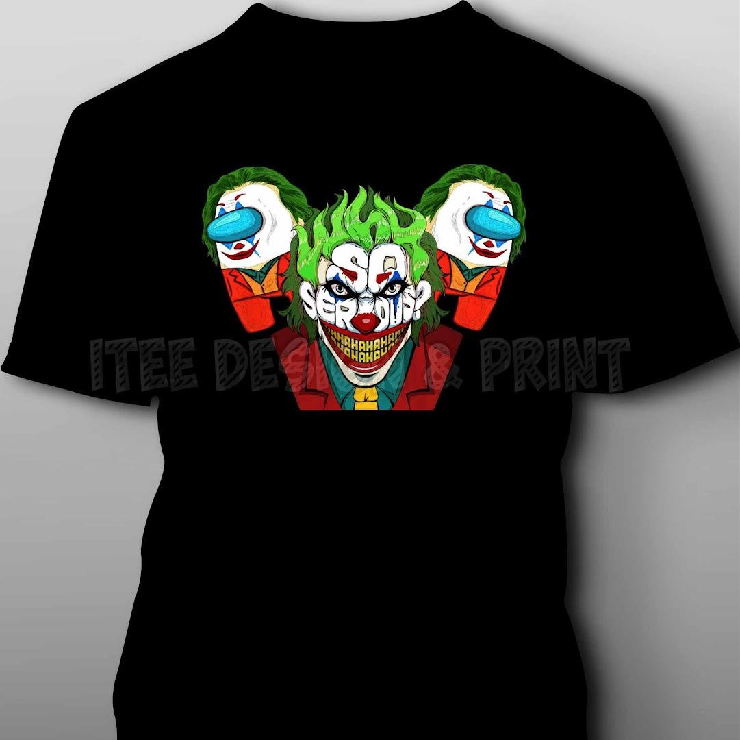 Why So Serious Joker Among Us Impostor 22