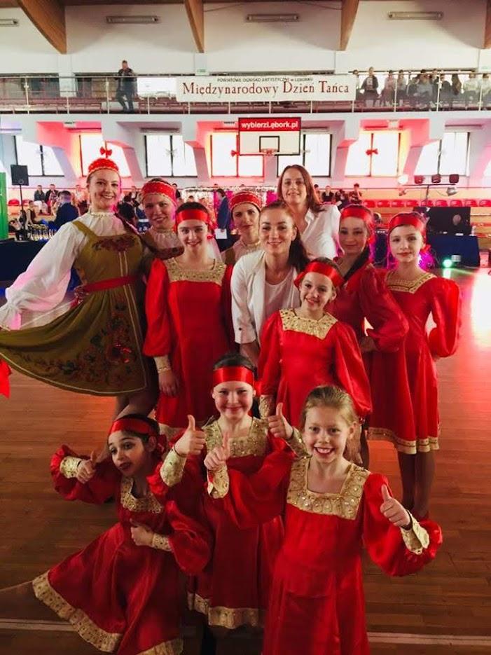 IX Ogólnopolski Festiwal Tańca