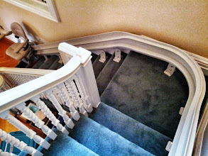 Photo: Bruno | Curved Stairlifts NJ